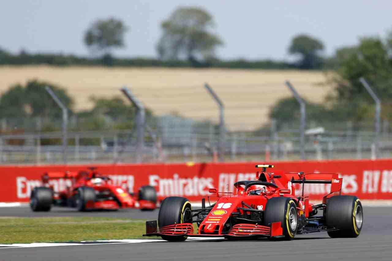 LIVE F1 GP Silverstone, Qualifiche in diretta: classifica tempo reale