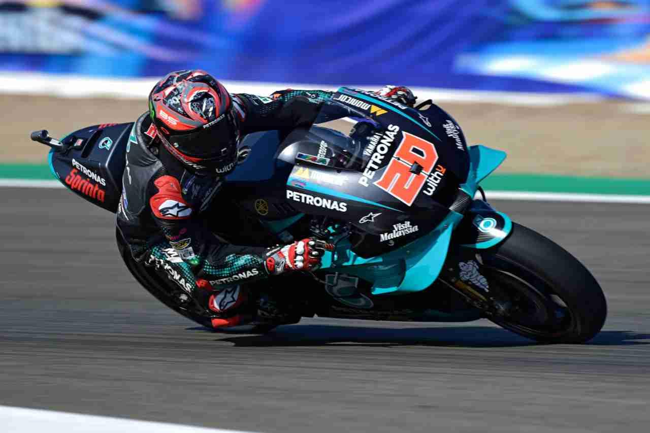 LIVE MotoGP Andalusia, Qualifiche in diretta: classifica tempo reale