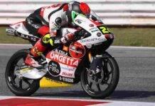 Moto3 Jerez, Qualifiche: pole per Suzuki, la griglia di partenza