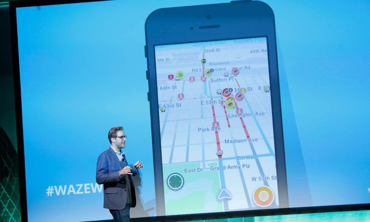 Waze, l'app di navigazione si rinnova