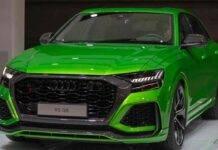 Audi, prosegue la svolta elettrica: gamma RS green dal 2023