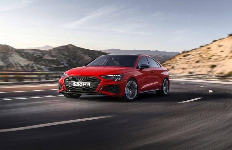 Audi S3 Berlina