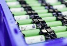 Batterie Litio Metallo