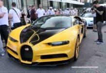 Bugatti Chiron Hellbee