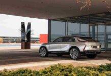Cadillac Lyriq, General Motors lancia la prima elettrica per sfidare Tesla