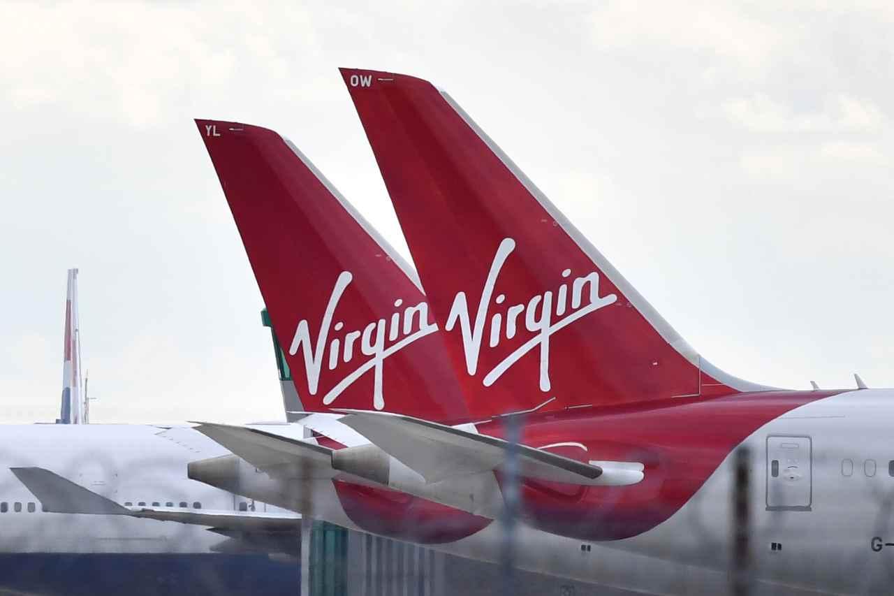 Fallimento Virgin Atlantic