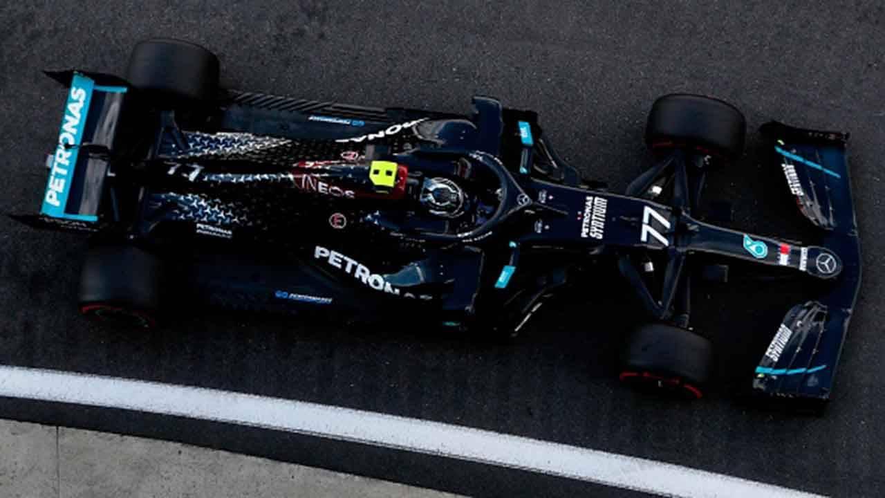 GP Silverstone Bottas