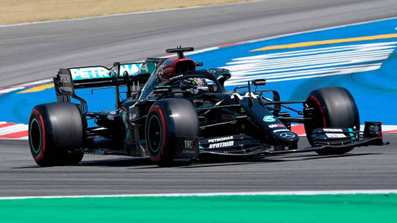 GP Spagna Hamilton