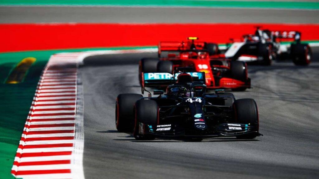 F1: Hamilton, incredibile ciò che ha fatto mia vettura