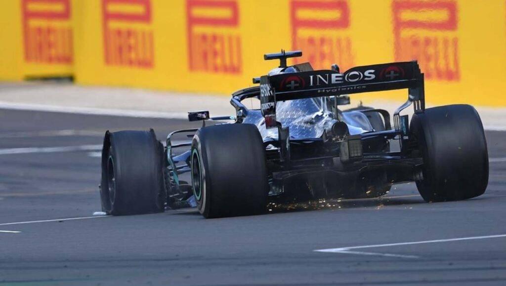 Hamilton Silverstone