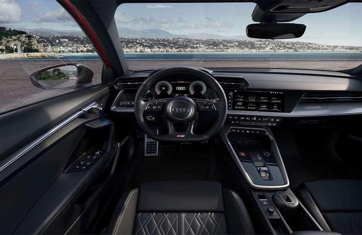 Interni Audi S3 Berlina