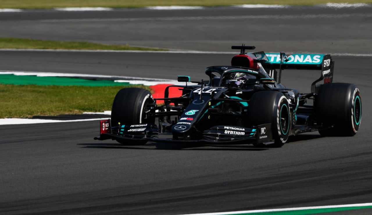 F1: Spagna; Bottas il più veloce nelle prime libere