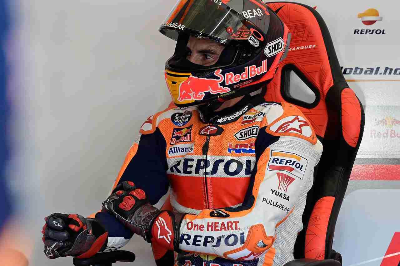 MotoGP | Marc Márquez ancora out per il GP d'Austria