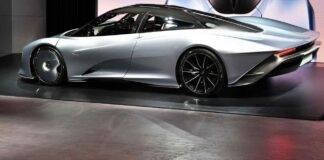 McLaren Speedtail, la supercar green: arriva la ricarica wireless