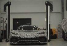 Mercedes-AMG Project One: i dettagli della supercar da 350 km/h - Video