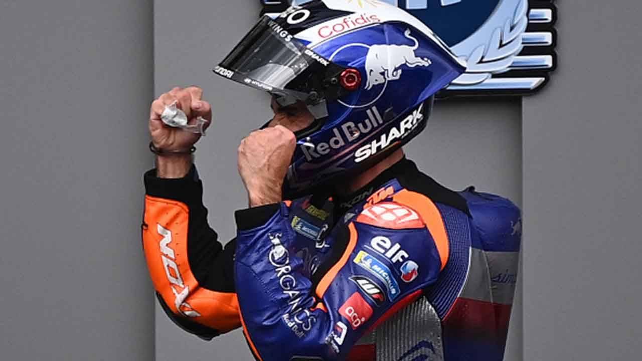 MotoGP Stiria, Miguel Oliveira