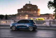 Fiat 500 elettrica berlina, il silenzio è la musica del futuro - Video
