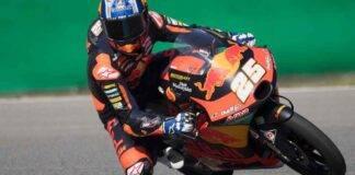 Qualifiche Moto3 GP Brno: pole per Raul Fernandez