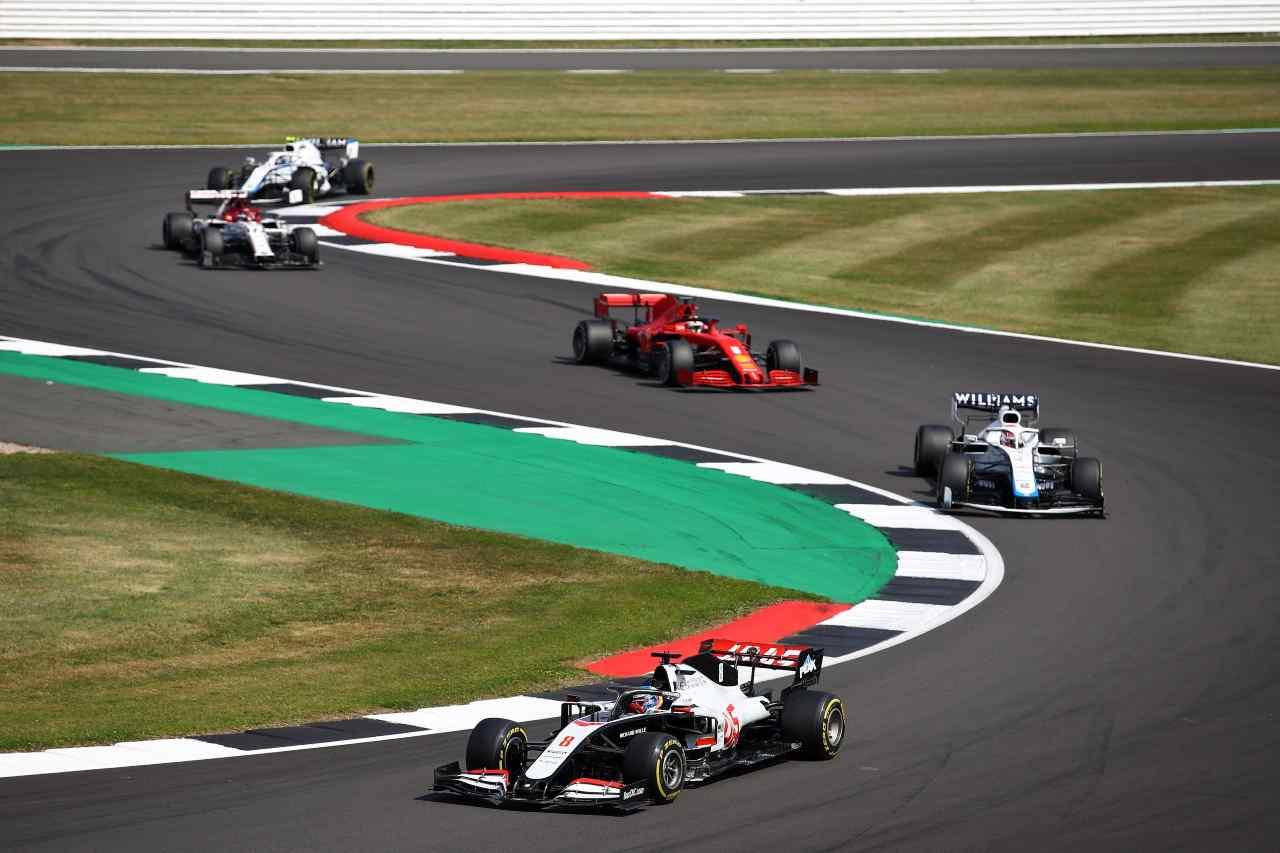 GP Silverstone, la delusione di Vettel e Leclerc