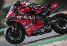Superbike Redding