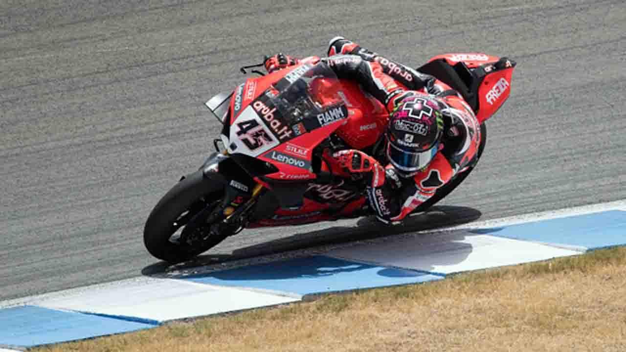 Superbike Jerez Redding