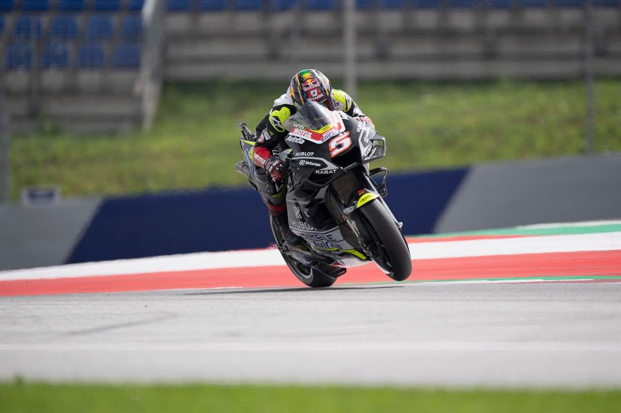 MotoGP, GP Stiria 2020. Zarco:
