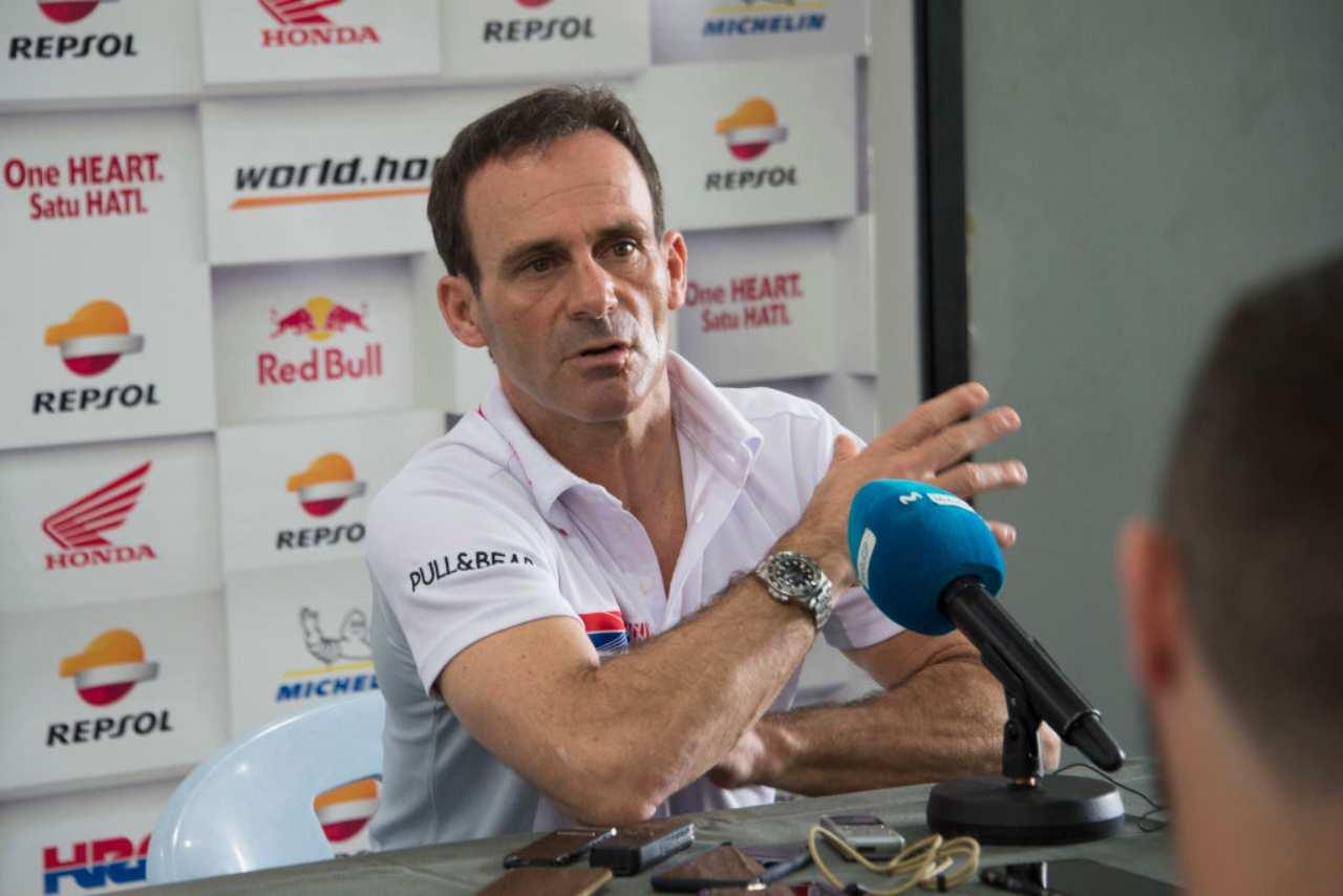 Quartararo vola nelle libere a Brno, Rossi in difficoltá