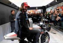 """Keanu Reeves produce moto """"su misura"""": storia della Arch Motorcycles"""