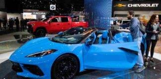 Chevrolet Corvette, arriva l'elettrica? Lo spoiler di Joe Biden