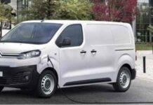 Citroen e-Jumpy, furgone elettrico in vendita: prezzo e autonomia