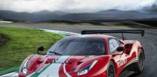 Ferrari 488 GT3, la sportiva da record di Maranello