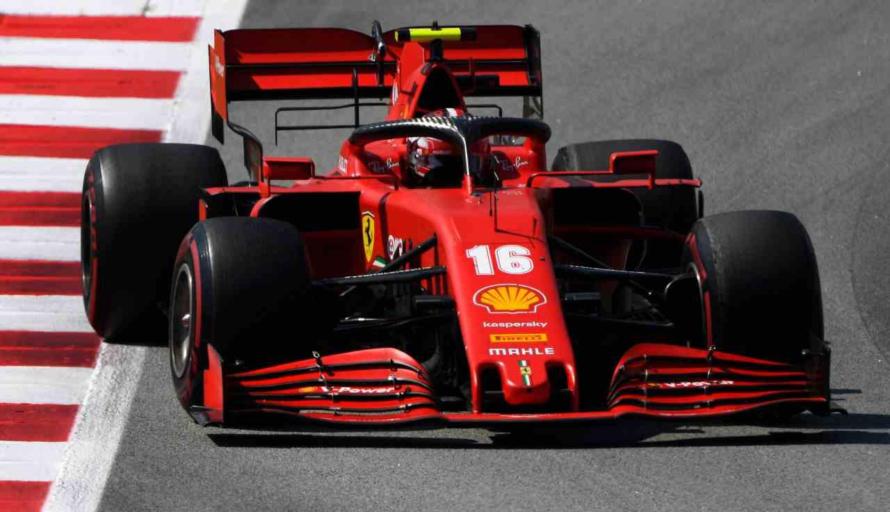F1: Belgio; pole Hamilton, disastro Ferrari