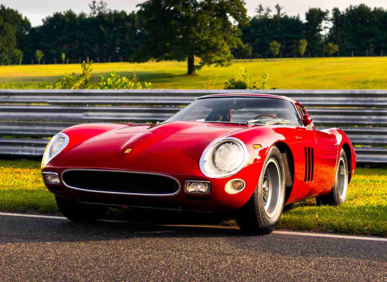 Ferrari, le auto storiche al Concours d'Elegance 2020 - Foto