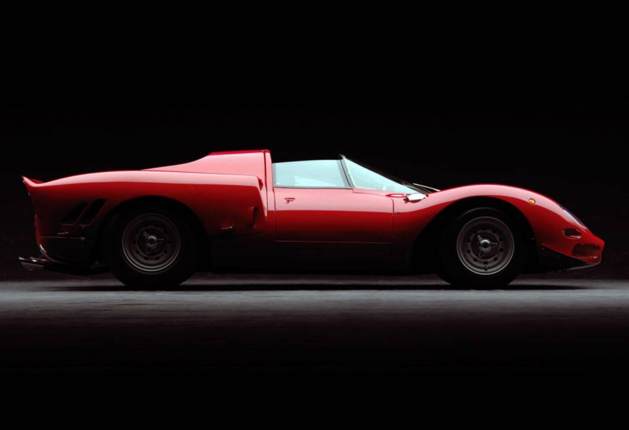 Ferrari 275 P2. Uno degli esemplari presenti al Concours d'Elegance 2020