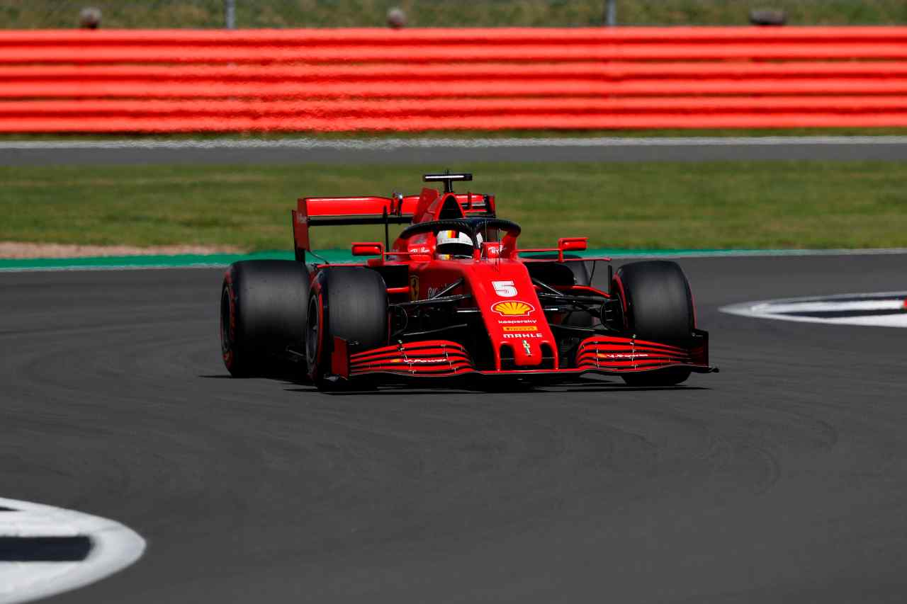 F1 GP Silverstone, Charles Leclerc