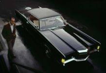 The Car, la Lincoln Continental usata per il il cult horror su Netflix