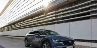 Mazda CX-30, design innovativo e tecnologia Skyactiv-X per i motori