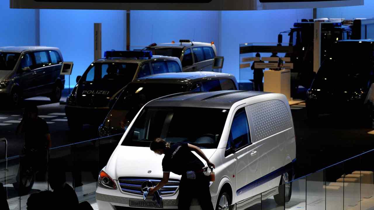 Amazon sceglie i furgoni elettrici Mercedes per la logistica, i dettagli del modello