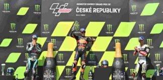 MotoGP, classifica Mondiale piloti e team dopo GP Brno