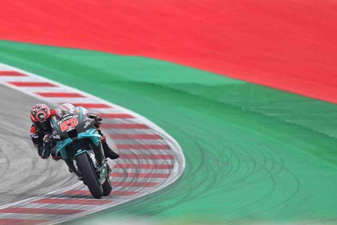 MotoGp Austria: Dovizioso vince, Rossi 5° dopo il
