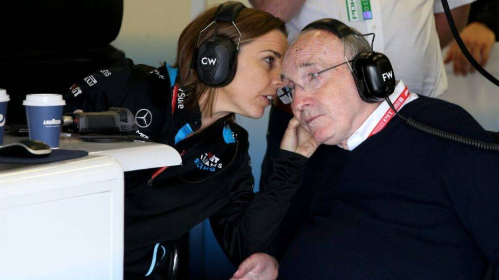 Claire Williams: