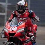 Dovizioso addio Ducati