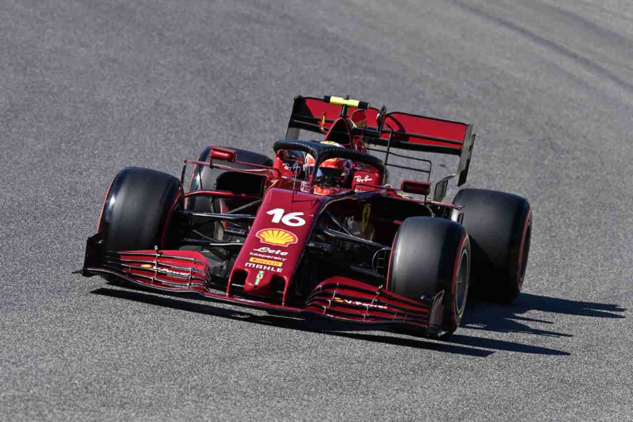 GP Mugello, Ferrari