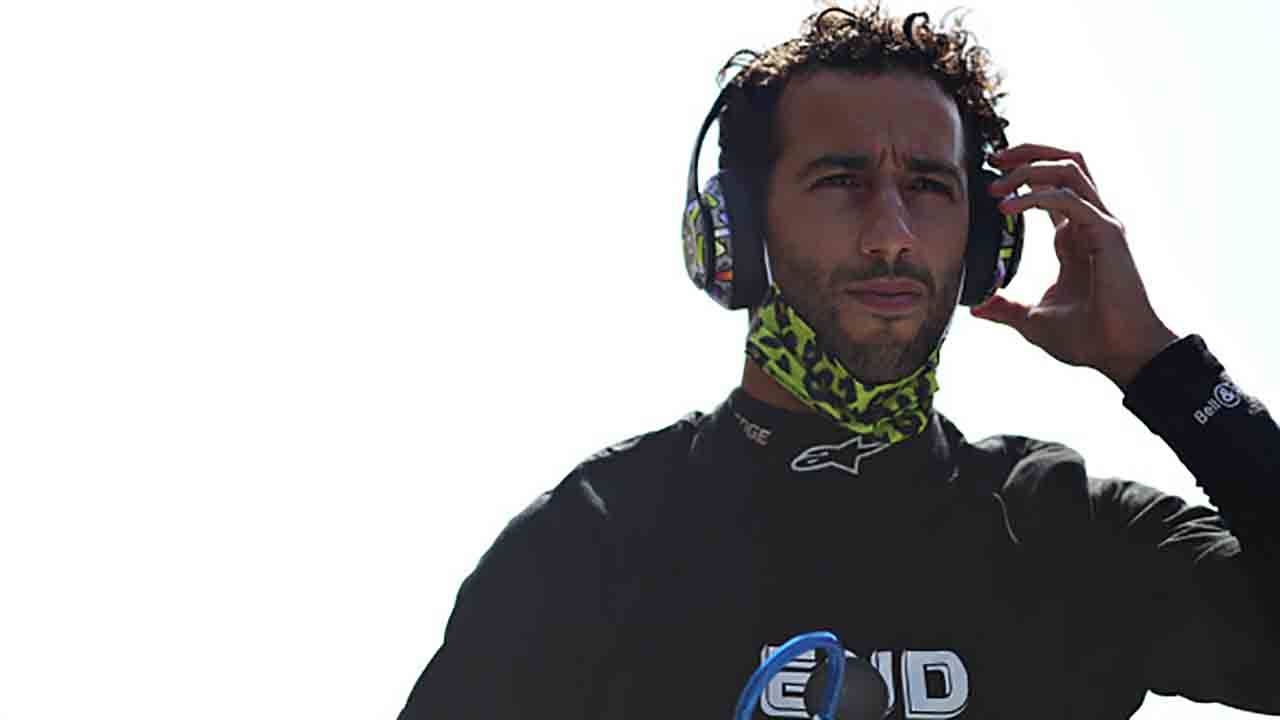 McLaren Ricciardo