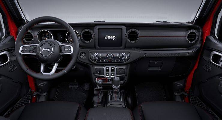 Jeep Wrangler Recon