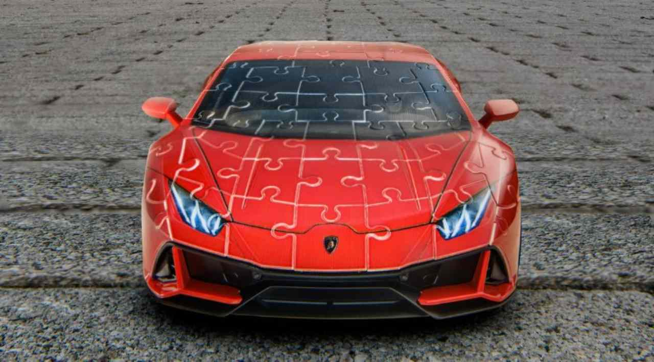 Lamborghini Huracan Evo 3D