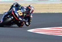 Luca Marini Qualifiche Moto 2