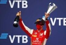 Mick Schumacher Formula 2