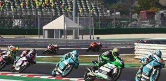 Moto3 GP Misano