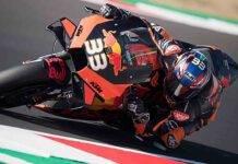 MotoGP Misano Binder